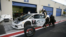 Gallardo Super Trofeo sets lap record for a one-make trophy car
