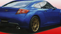 No AWD for Subaru's FT-86 Variant