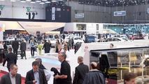 2011 Geneva Motor Show atmosphere - 02.03.2011