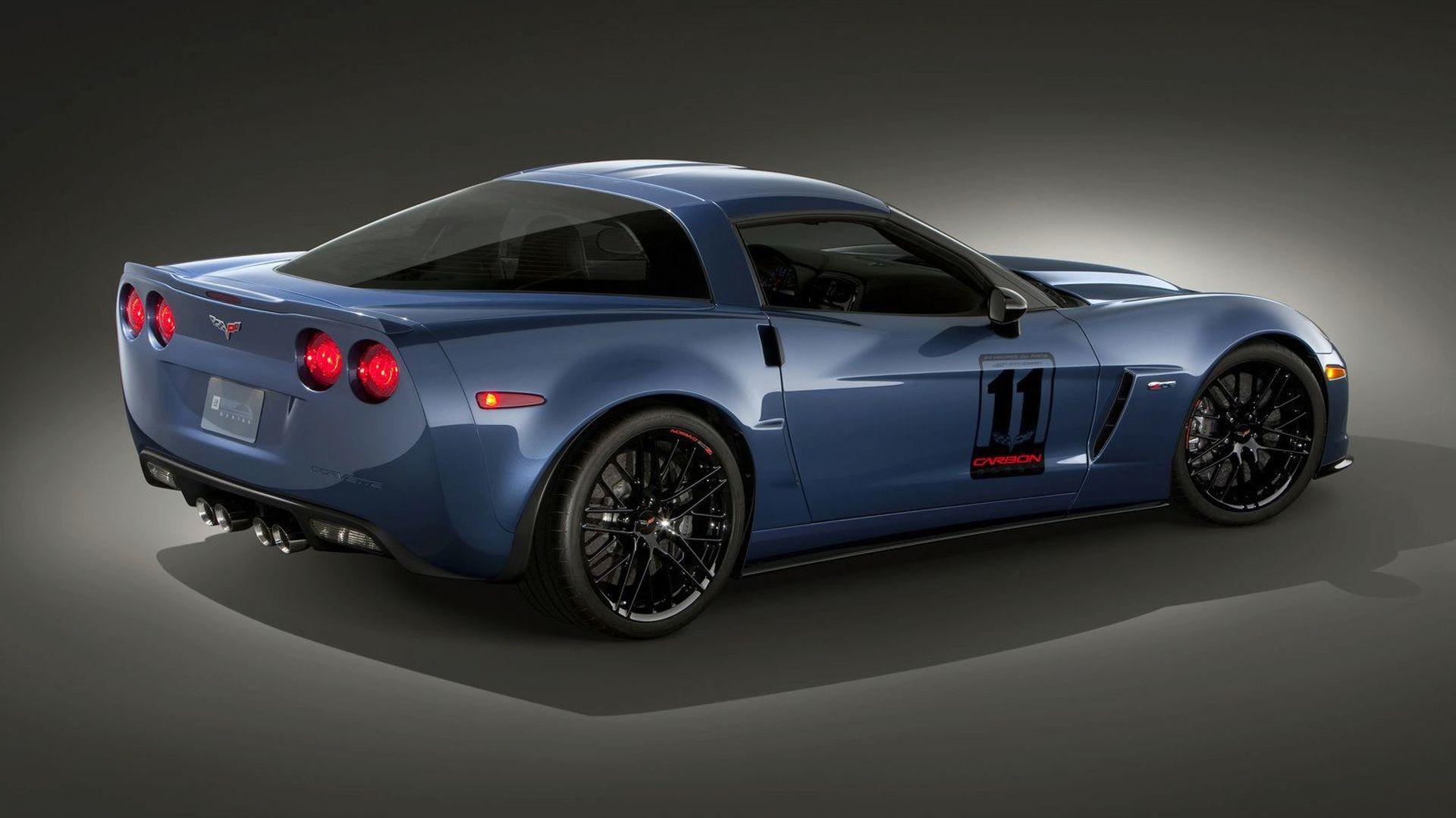 2011 Corvette Z06 Carbon Limited Edition Announced