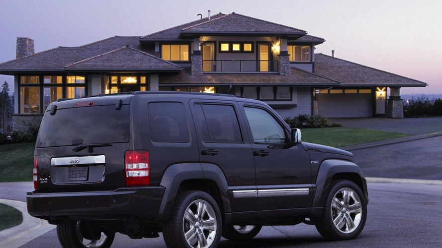Jeep Liberty replacement to feature new 3.2-liter Pentastar V6 engine - report