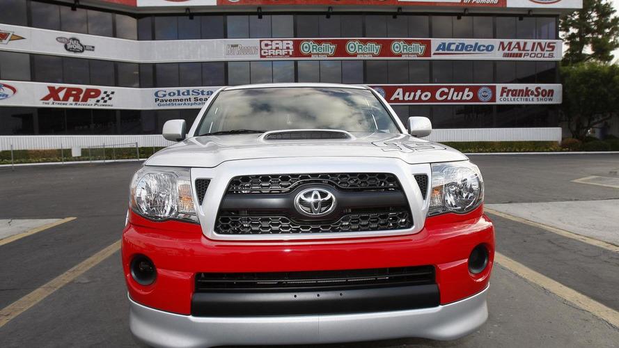 Toyota Tacoma X-Runner RTR headed for SEMA