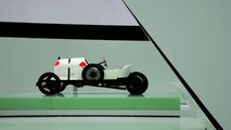 """The exhibition: the Austro-Daimler """"Sascha"""" built in 1922"""