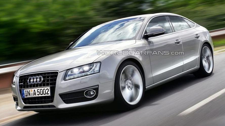 Audi Confirms A5 Sportback, Q5 Hybrid, RS5 Engine & New A8 November Unveiling