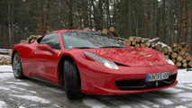 Ferrari 458 Italia UK Prices Announced
