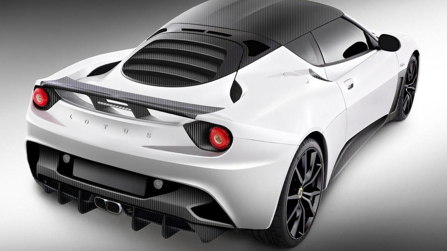 Lotus to unveil Evora customization program by Mansory in Geneva