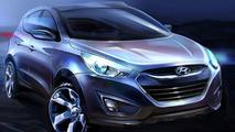 Hyundai releases ix35 teaser - Debut in Frankfurt