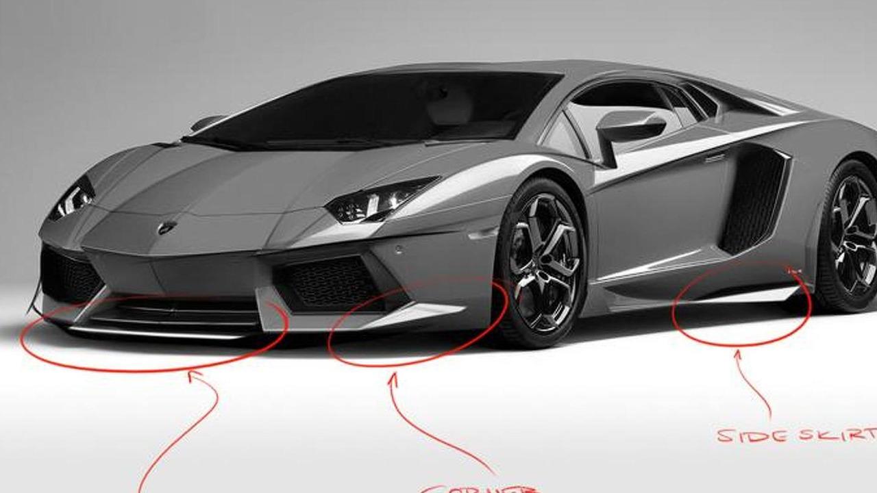Lamborghini Aventador by DMC - 8.4.2011