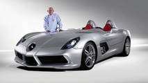 Mercedes McLaren SLR Stirling Moss
