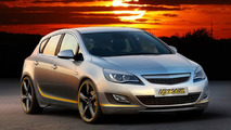 Opel Astra Body Kit by Lexmaul