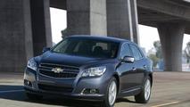 2013 Chevrolet Malibu 19.04.2011