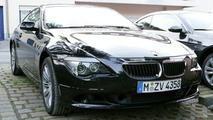 SPY PHOTOS: Even More BMW 6-series Facelift