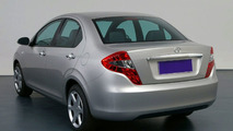 JAC A108 and A107 Unveiled at Auto China