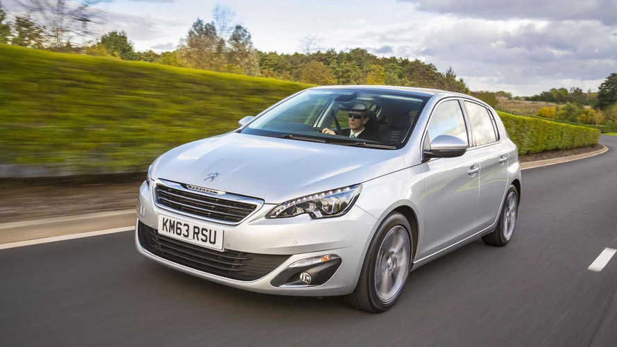 2014 Peugeot 308 pricing announced (UK)