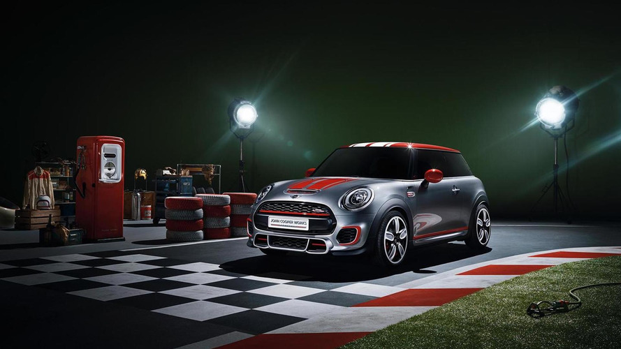 MINI John Cooper Works concept previewed ahead of NAIAS debut