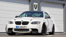 BMW M3 Coupe E92 Clubsport by KBR Motorsport combines more power with less weight