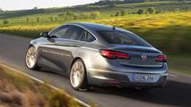 2017 Opel Insignia rendering
