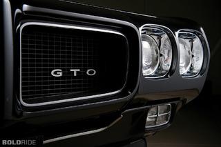 The Pontiac GTO: 50 Years Later