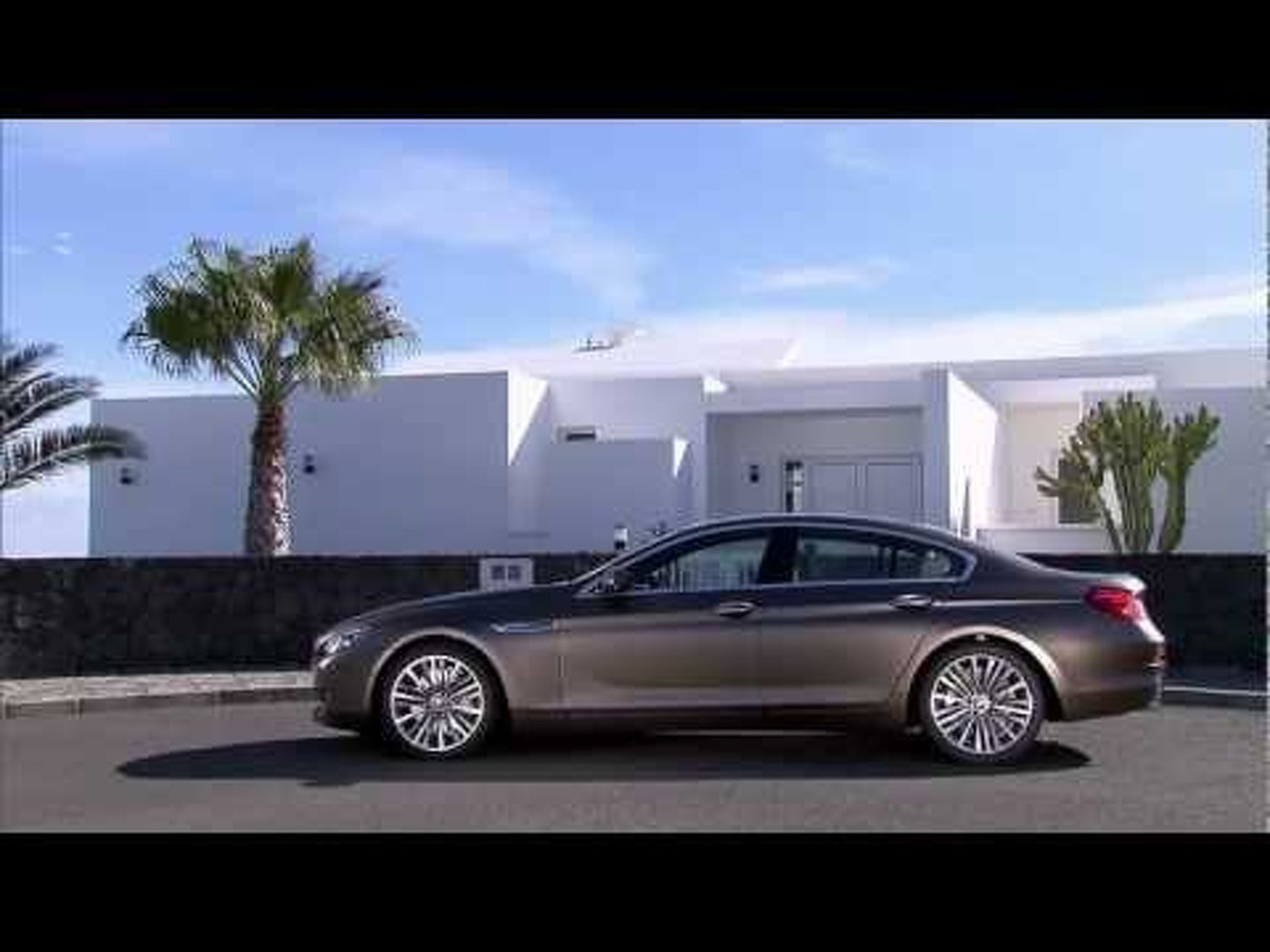 2013 BMW 6-Series Gran Coupe - Exterior Design