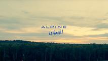 Alpine video teaser