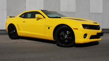 YELLOW STEAM HAMMER by O.CT-Tuning based on Chevrolet Camaro
