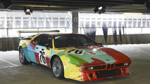 Andy Warhol's 1979 BMW Art Car