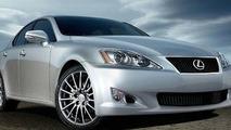 Lexus IS Facelift