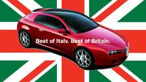 Alfa Romeo and Prodrive Announce Collaboration for Alfa Brera S