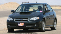 SPY PHOTOS: Subaru Legacy Turbo