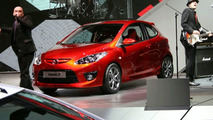 New Three-Door Mazda2! Watch out!
