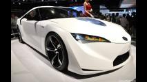 Toyota FT-HS Concept