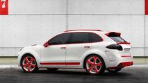 Porsche Cayenne Vantage 2 Red Dragon by TopCar revealed