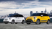 2014 Fiat 500L priced from 19,100 USD