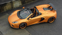 McLaren MP4-12C Spider Terso by FAB Design