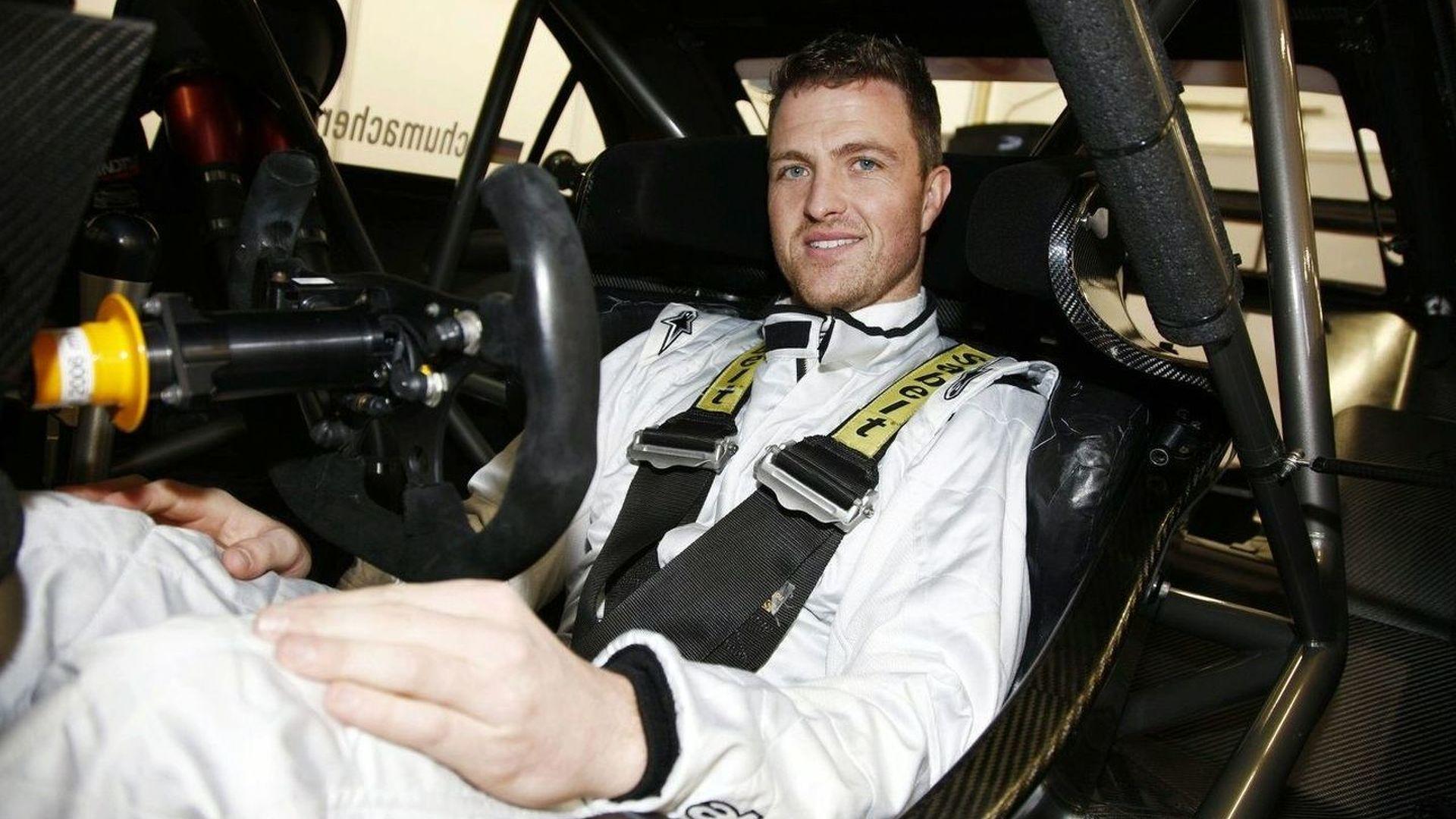 Ralf Schumacher joins Mercedes as DTM Driver