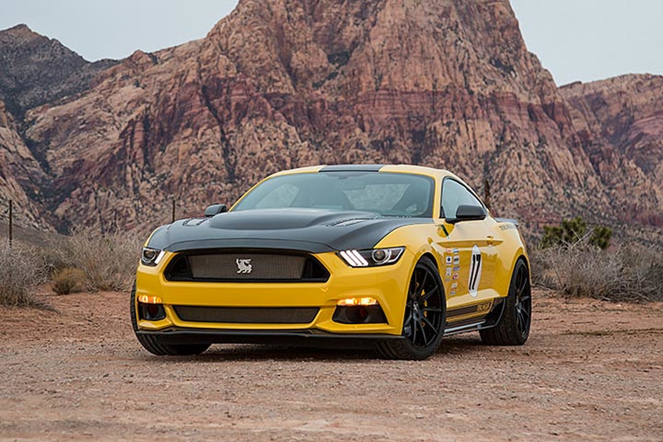 """The Latest Shelby Mustang is a 750HP """"Terlingua"""" Track Star"""
