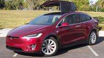 Tesla introduces Model X 60D for $74,000