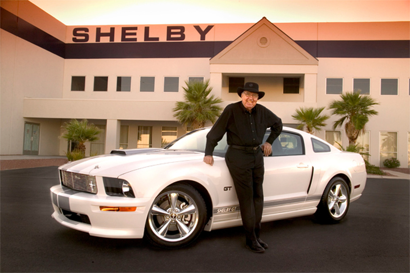 Why Carroll Shelby is more than a Legend