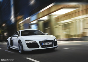 2013 Audi R8 Receives A Host of Refinements