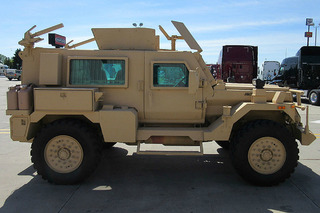 Yes, You Can Buy an MRAP Military Vehicle on eBay