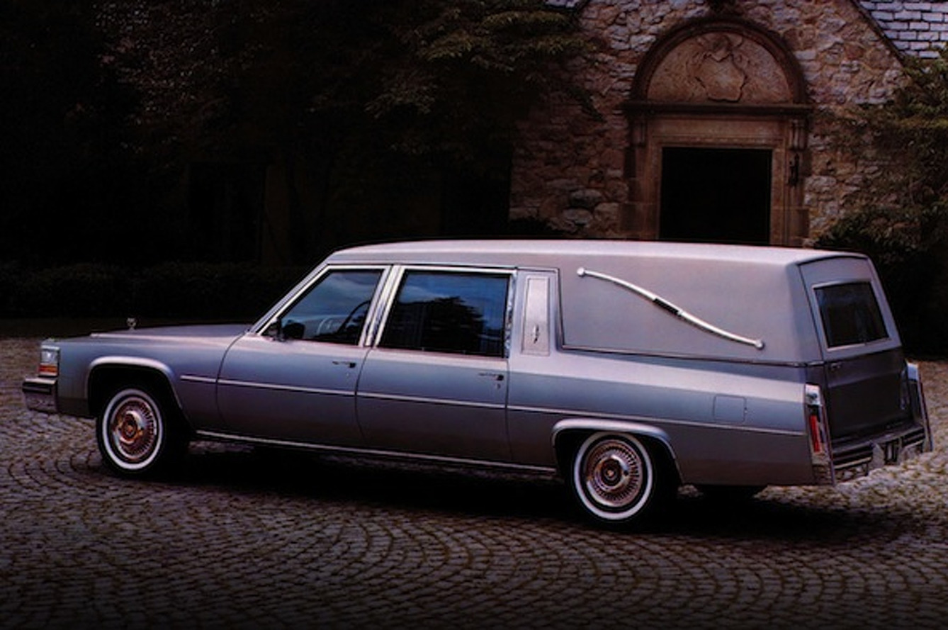 The History of the Hearse: Your Last Ride