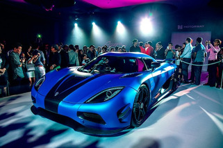 Koenigsegg Agera S Fetches $5.3M in Singapore