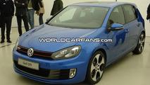 VW Golf VI GTI 4-door photos leaked
