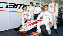 Teixeira set to rescue Campos team - reports