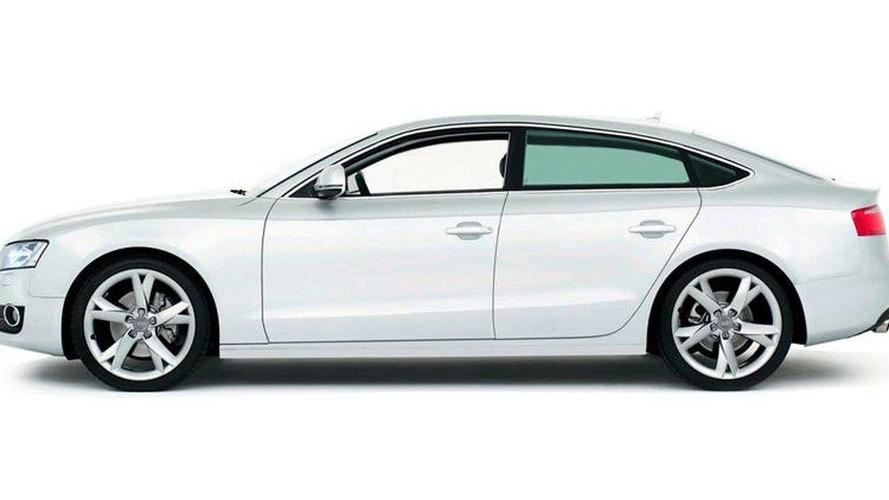 Audi A5 Sportback Leaked