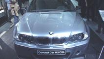 BMW M3 CSL Concept Frankfurt 2001