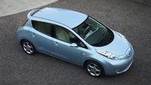 Nissan Leaf: Demand exceeding supply