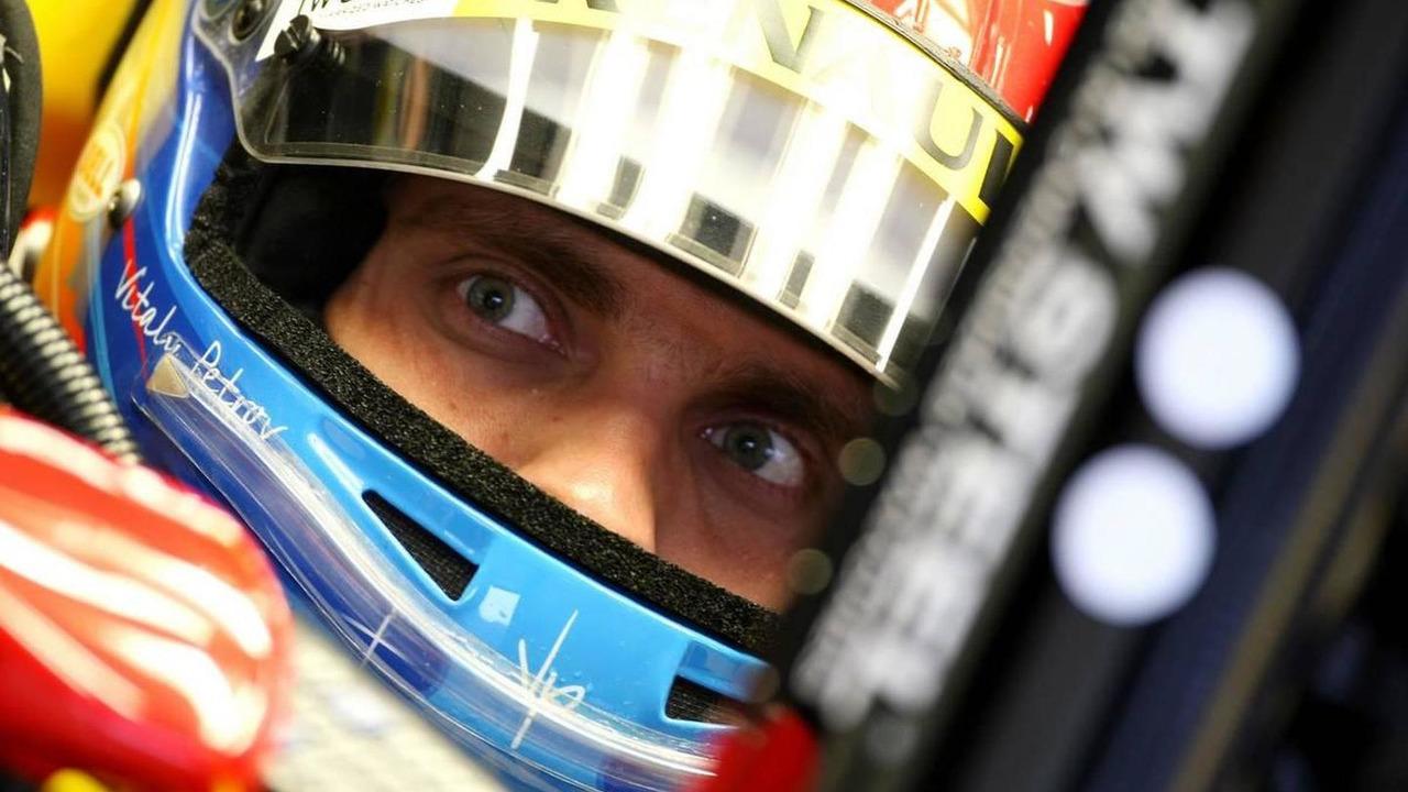 Vitaly Petrov (RUS), Renault F1 Team - Formula 1 World Championship, Rd 13, Belgianm Grand Prix, Friday Practice, 27.08.2010 Spa, Belgium