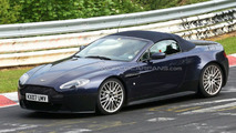 Aston Martin V12 Vantage Roadster headed for Geneva?
