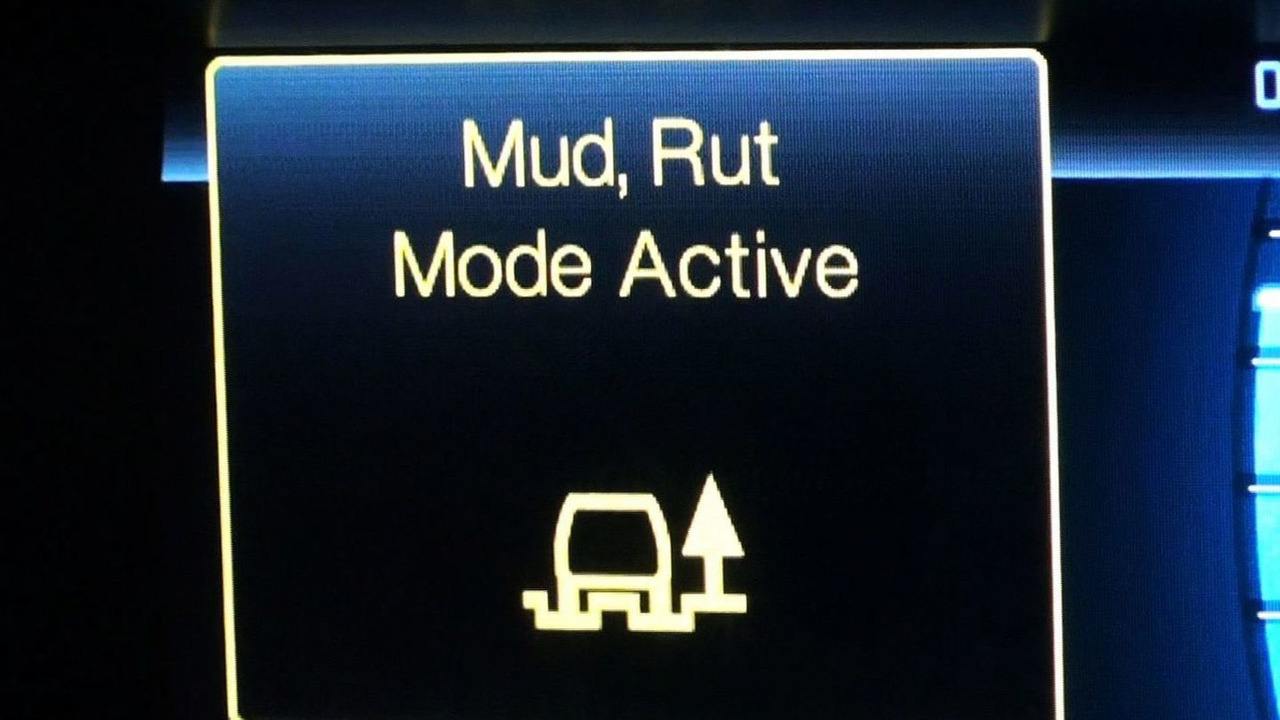 Ford's Terrain Management System on the all new Explorer SUV